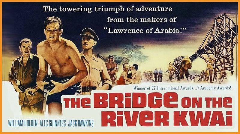 Γέφυρα του ποταμού Κβάι: H πραγματική ιστορία