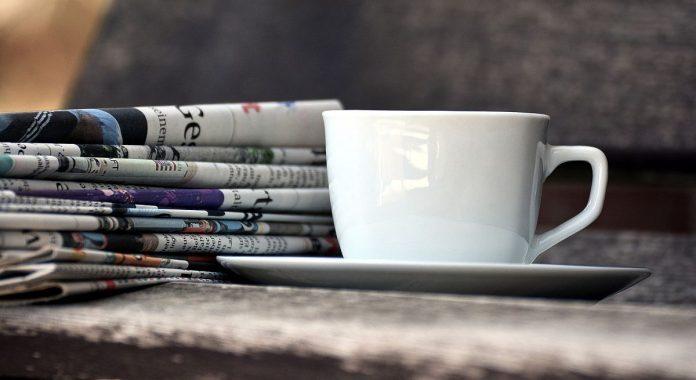 Πρωτοσέλιδα από εφημερίδες – περιοδικά