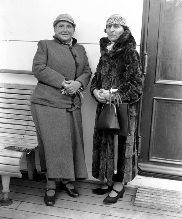 Γερτρούδη Στάιν και Αλις Τόκλας