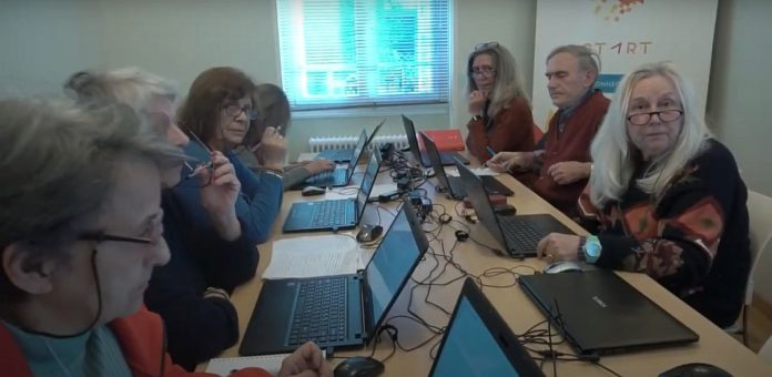 Ίντερνετ και μεγάλες ηλικίες στην Ελλάδα: Είμαι 85 χρονών και ξέρω Windows