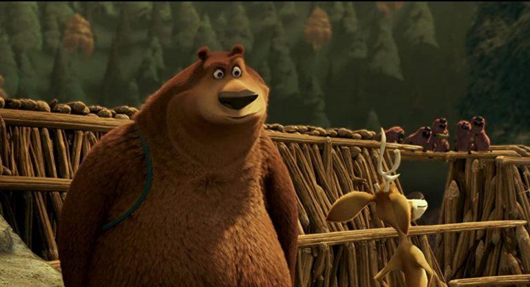 Οι ήρωες του δάσους (2006) | Open Season