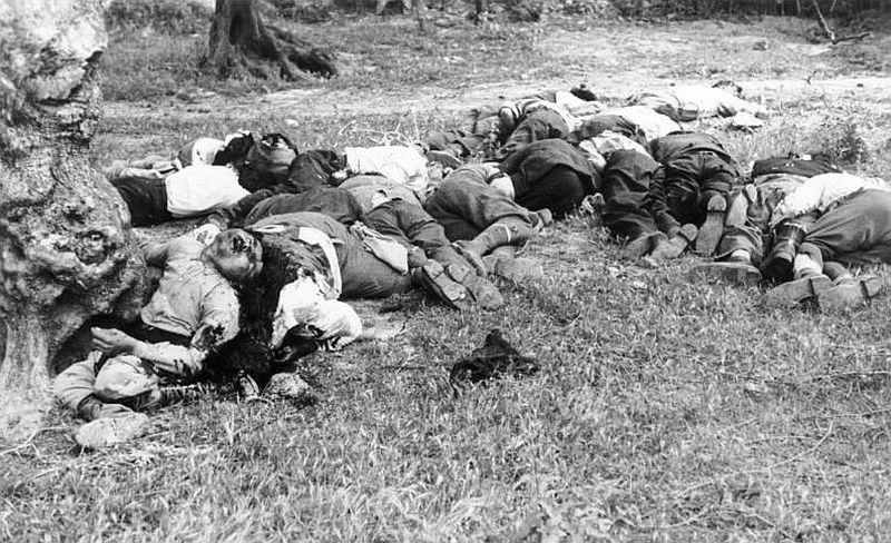Ολοκαύτωμα της Κανδάνου: Η θηριωδία των Ναζί