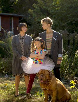 Πόστερ της ταινίας «Βουτιά στη ζωή (2019)   My Neighbours with the Fat Dog»