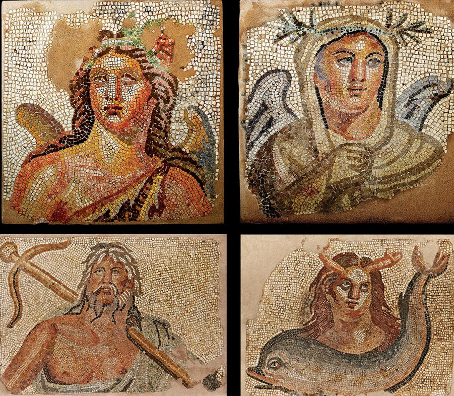Θεσσαλονίκη: Πώς απεικόνιζαν οι αρχαίοι Μακεδόνες τις τέσσερις εποχές
