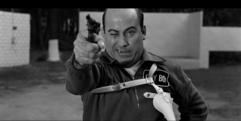 Βοήθεια! Ο Βέγγος Φανερός Πράκτωρ 000 (1967)