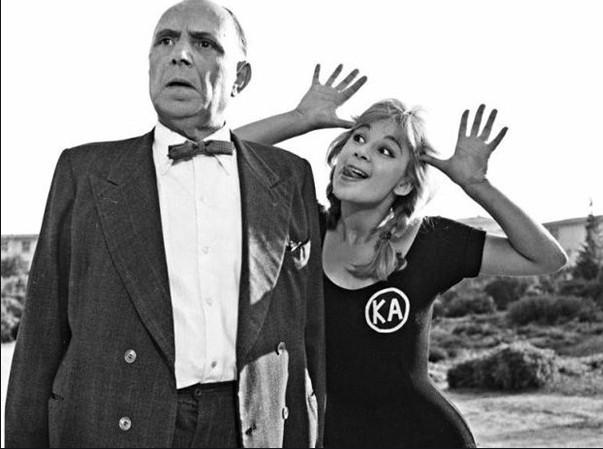 Το Ξύλο Βγήκε απ' τον Παράδεισο (1959)