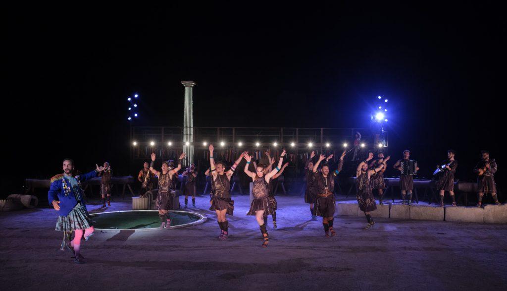 Εθνικό Θέατρο | Αριστοφάνη «Ιππείς» | 64ο Φεστιβάλ Φιλίππων