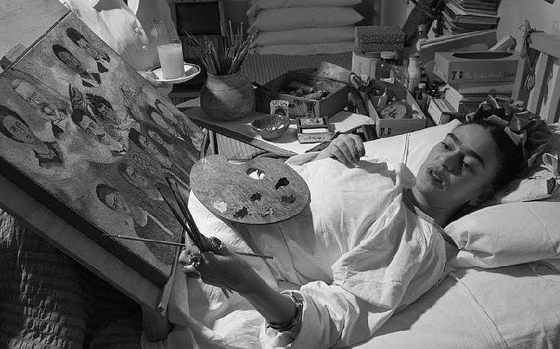 Φρίντα Κάλο: Η ζωγράφος - σύμβολο