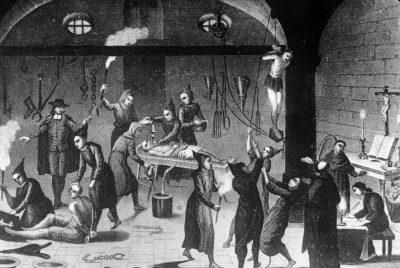 Ιερά Εξέταση: Διώξεις, βασανιστήρια, θάνατος