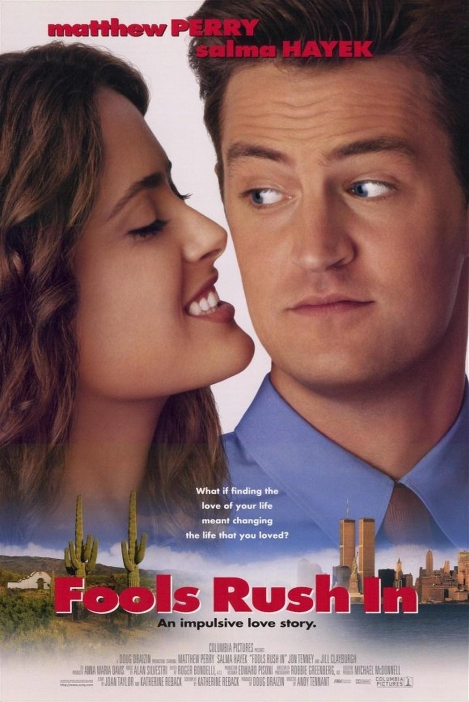 Πόστερ της ταινίας «Και Μετά Ήρθε ο Έρωτας (1997)   Fools Rush In»