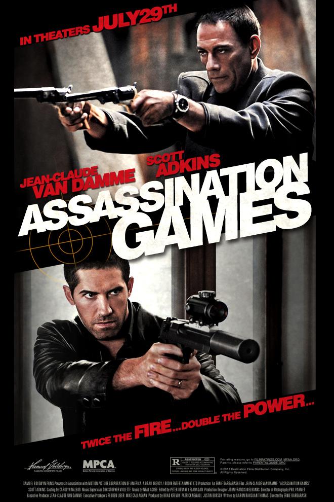 Πόστερ της ταινίας «Παιχνίδια Δολοφόνων (2011) | Assassination Games»