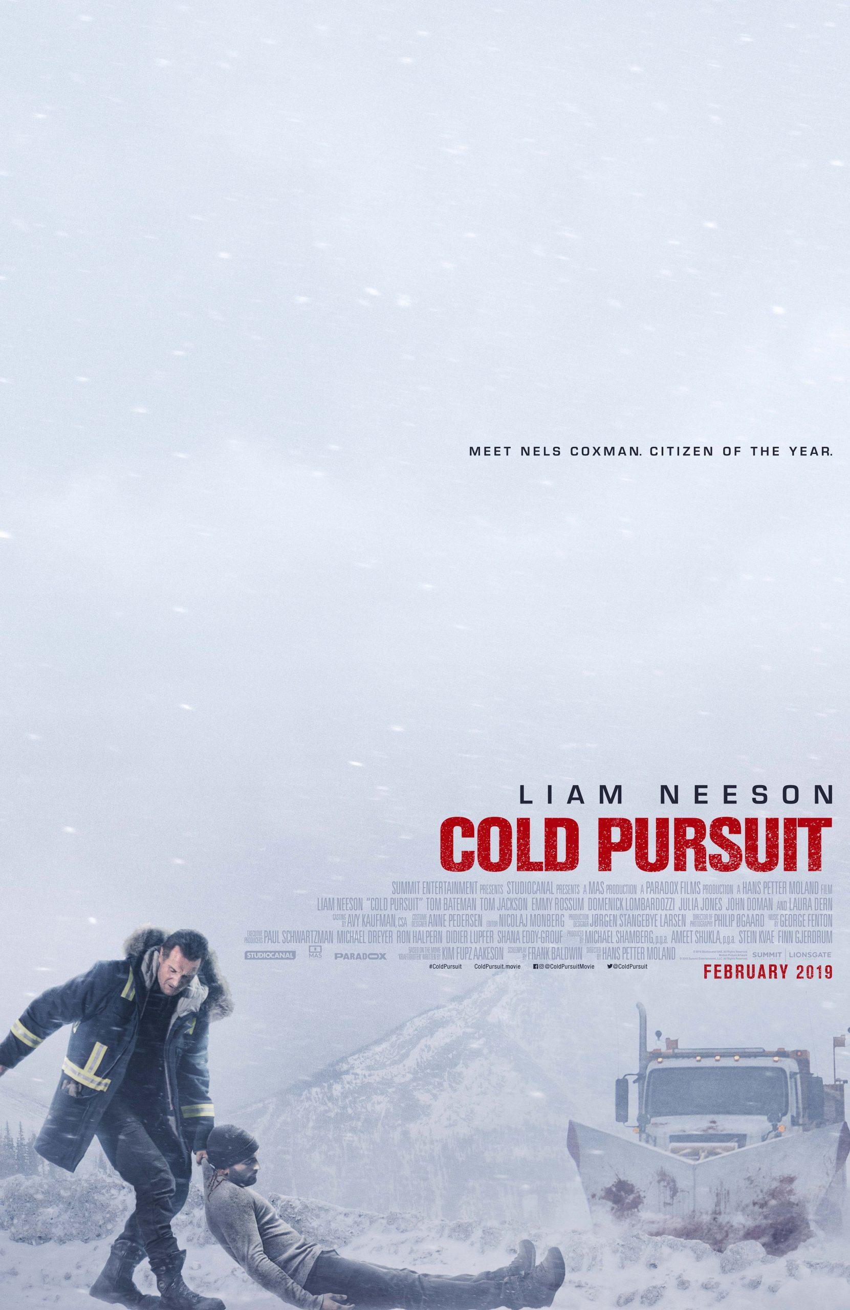 Πόστερ της ταινίας «Ψυχρή Καταδίωξη (2019)   Cold Pursuit»