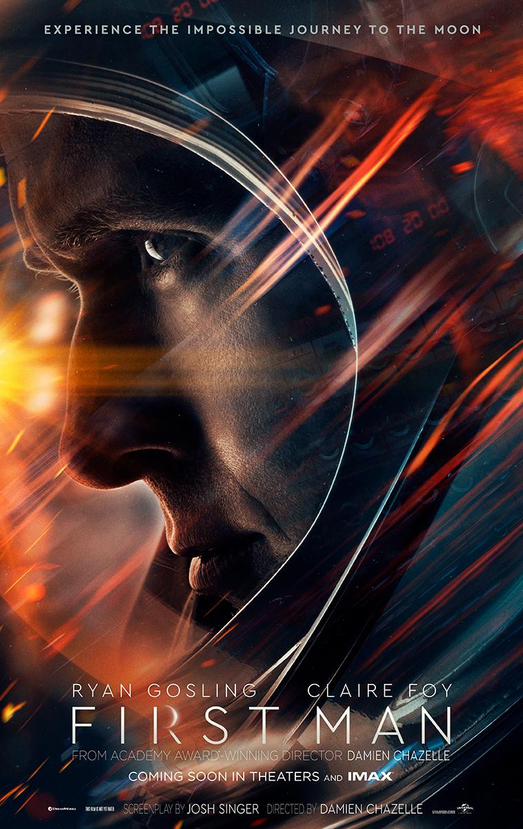 Πόστερ της ταινίας «Ο Πρώτος Άνθρωπος (2018) | First Man»