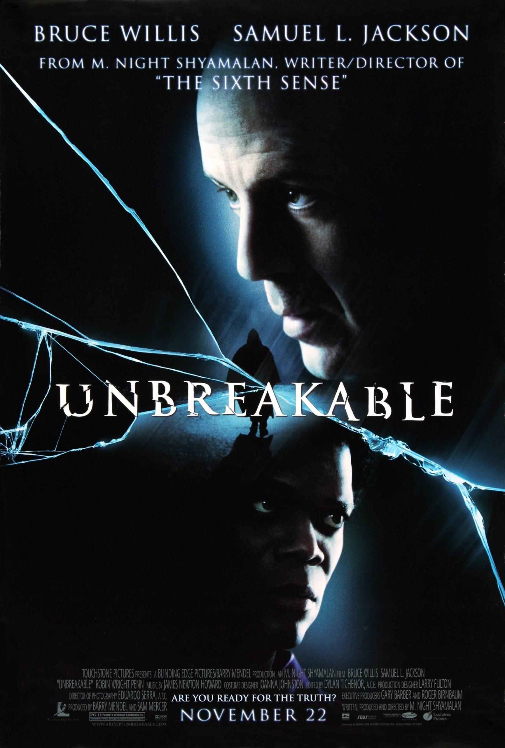 Πόστερ της ταινίας «Ο Άφθαρτος (2000)   Unbreakable»