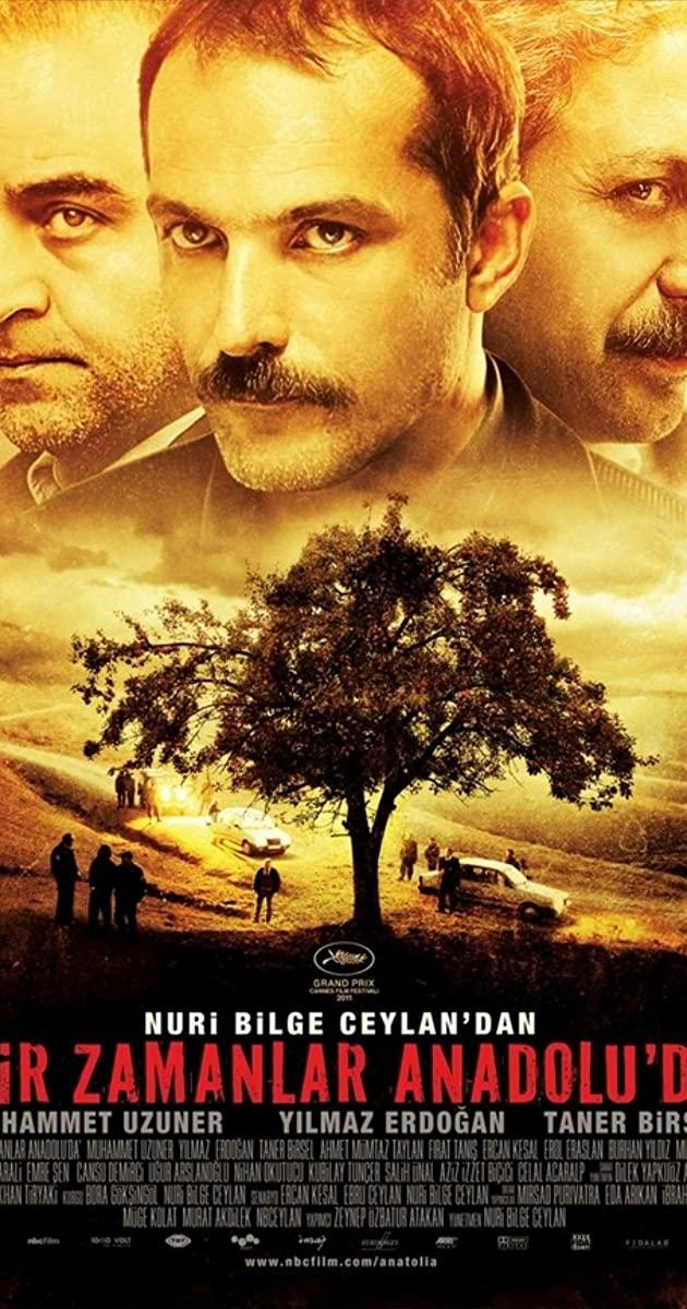 Πόστερ της ταινίας «Κάποτε στην Ανατολία (2011)   Once Upon a Time in Anatolia»