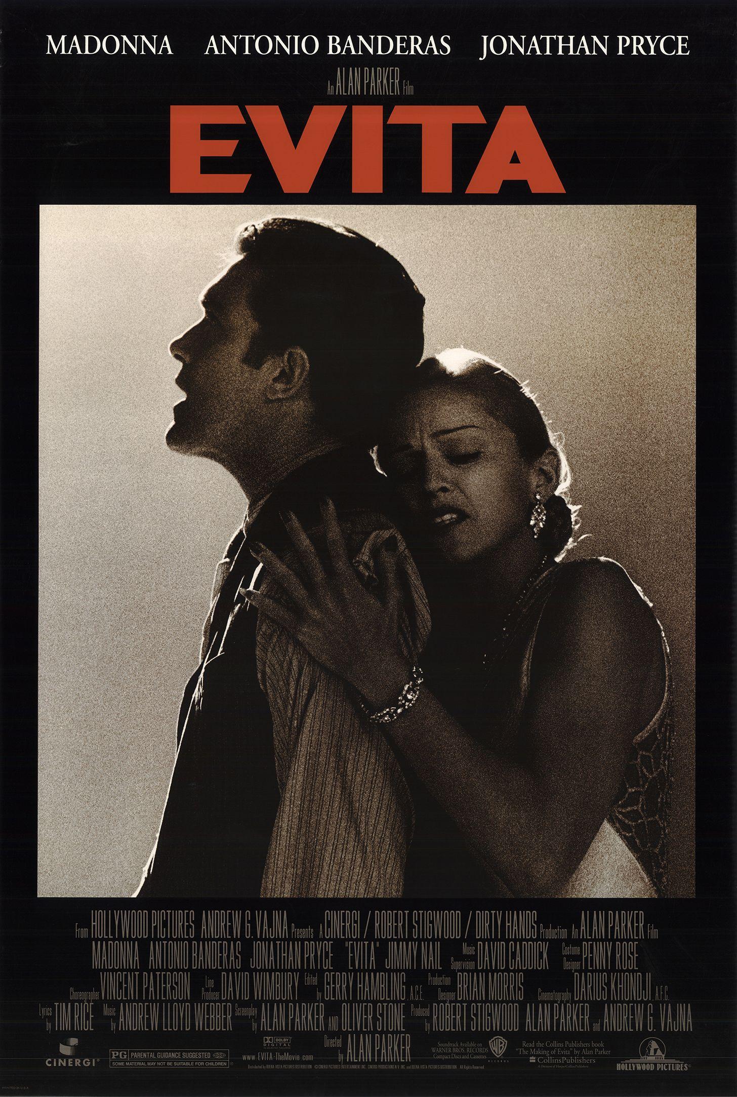 Πόστερ της ταινίας «Εβίτα (1996)   Evita»