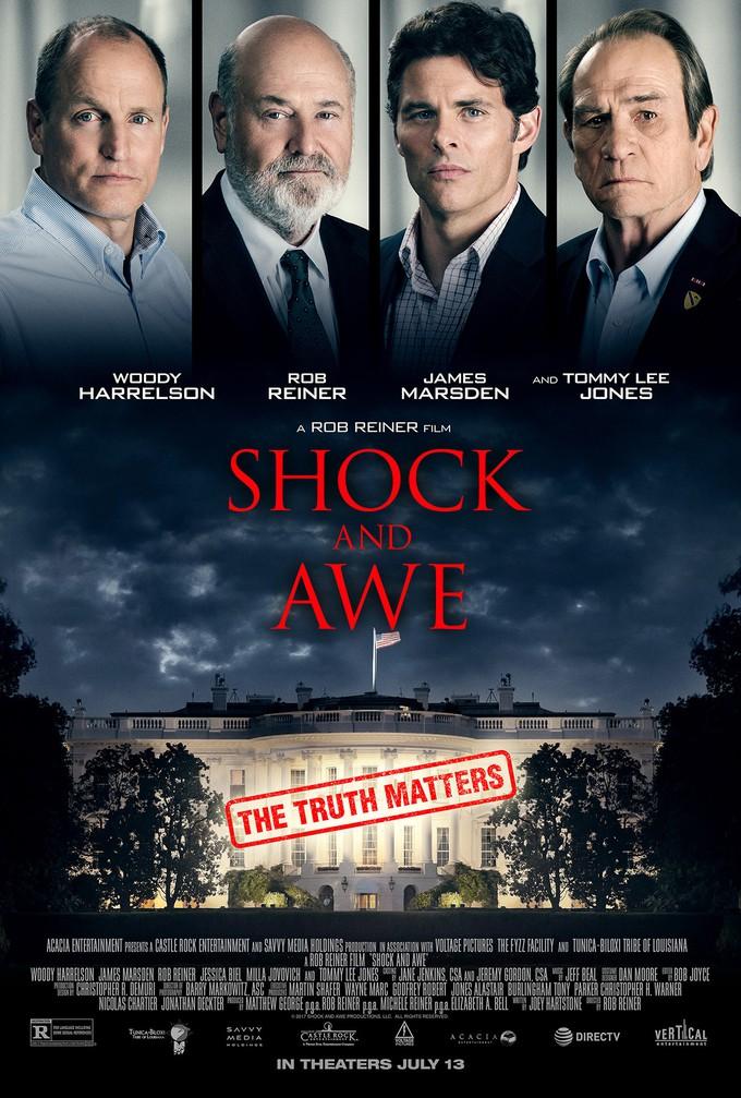 Πόστερ της ταινίας «Σοκ και Δέος (2017) | Shock and Awe»
