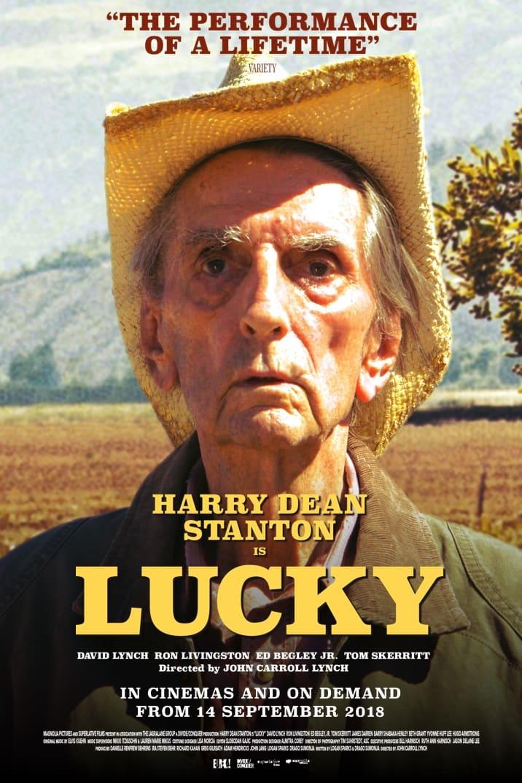 Πόστερ της ταινίας «Lucky (2017)»