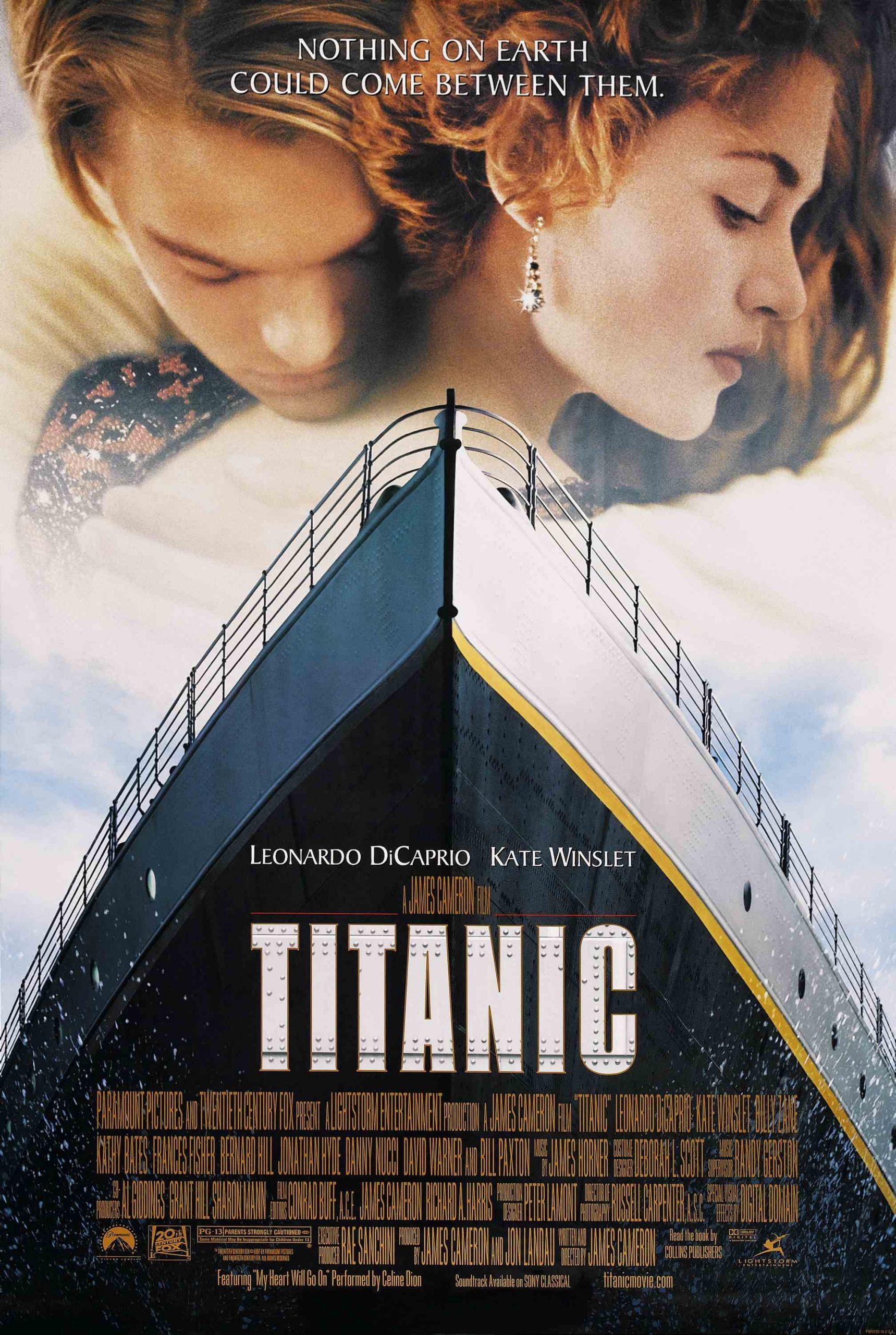Πόστερ της ταινίας «Τιτανικός (1997)   Titanic»