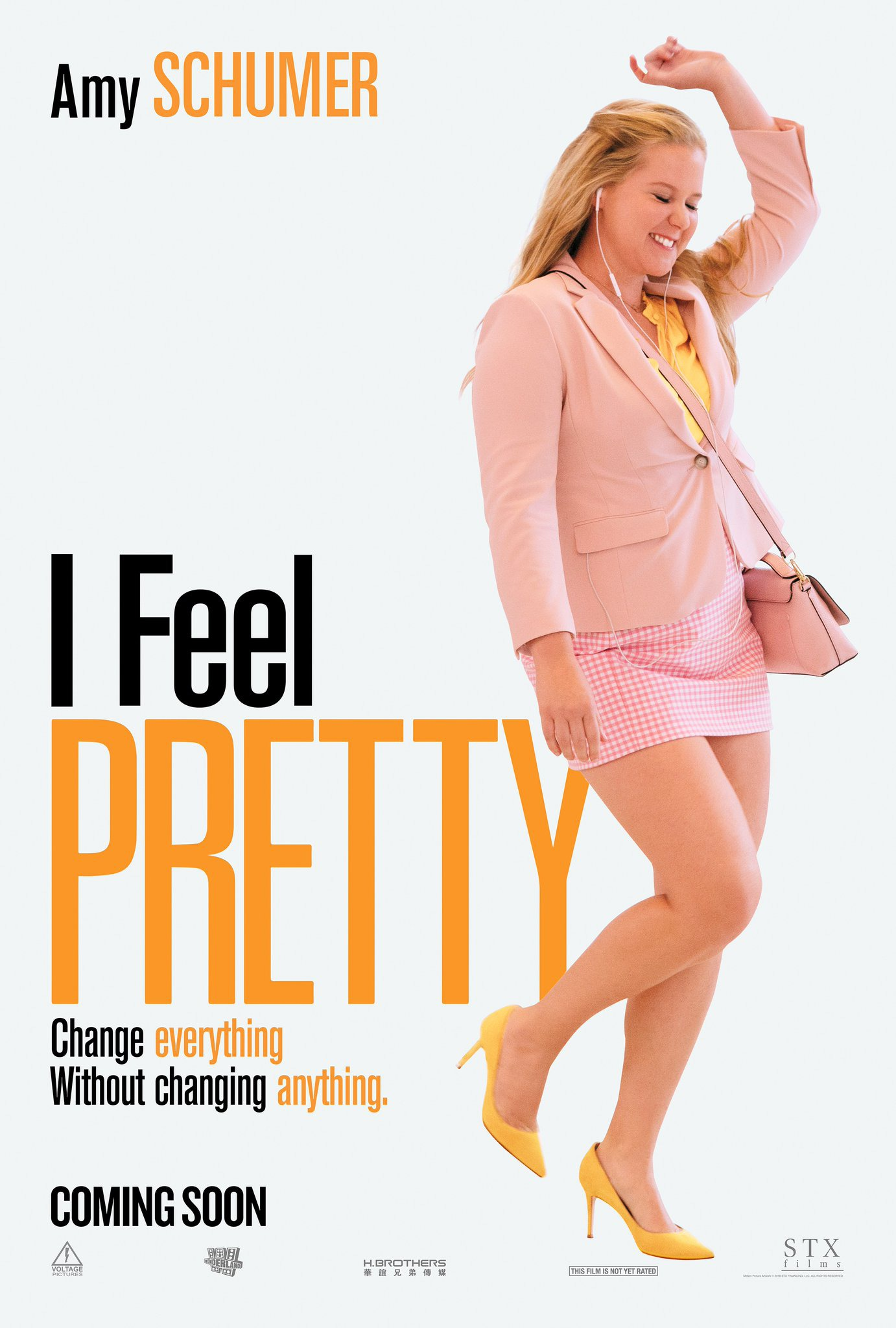 Πόστερ της ταινίας «Κορίτσι για Φίλημα (2018) | I Feel Pretty»