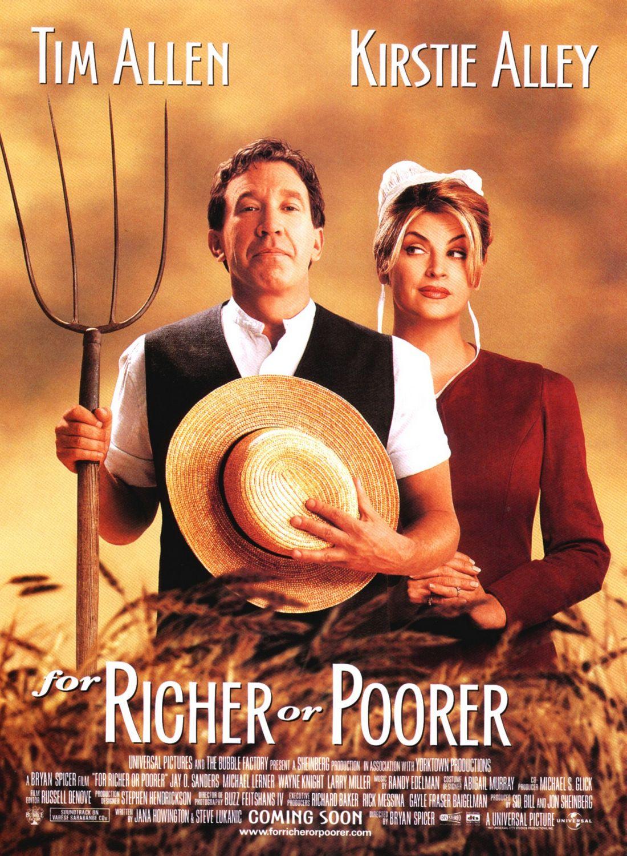 Πόστερ της ταινίας «Πλούσιοι και φθόνοι (1997)   For Richer or Poorer»