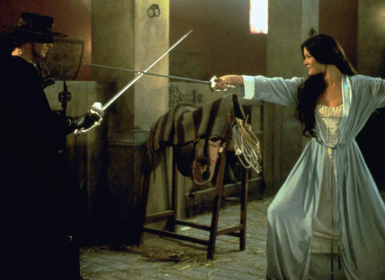 Η Μάσκα του Ζορρό (1998) | The Mask of Zorro