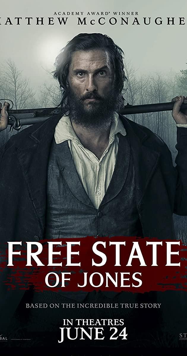 Πόστερ της ταινίας «Ο Επαναστάτης (2016)   Free State of Jones»