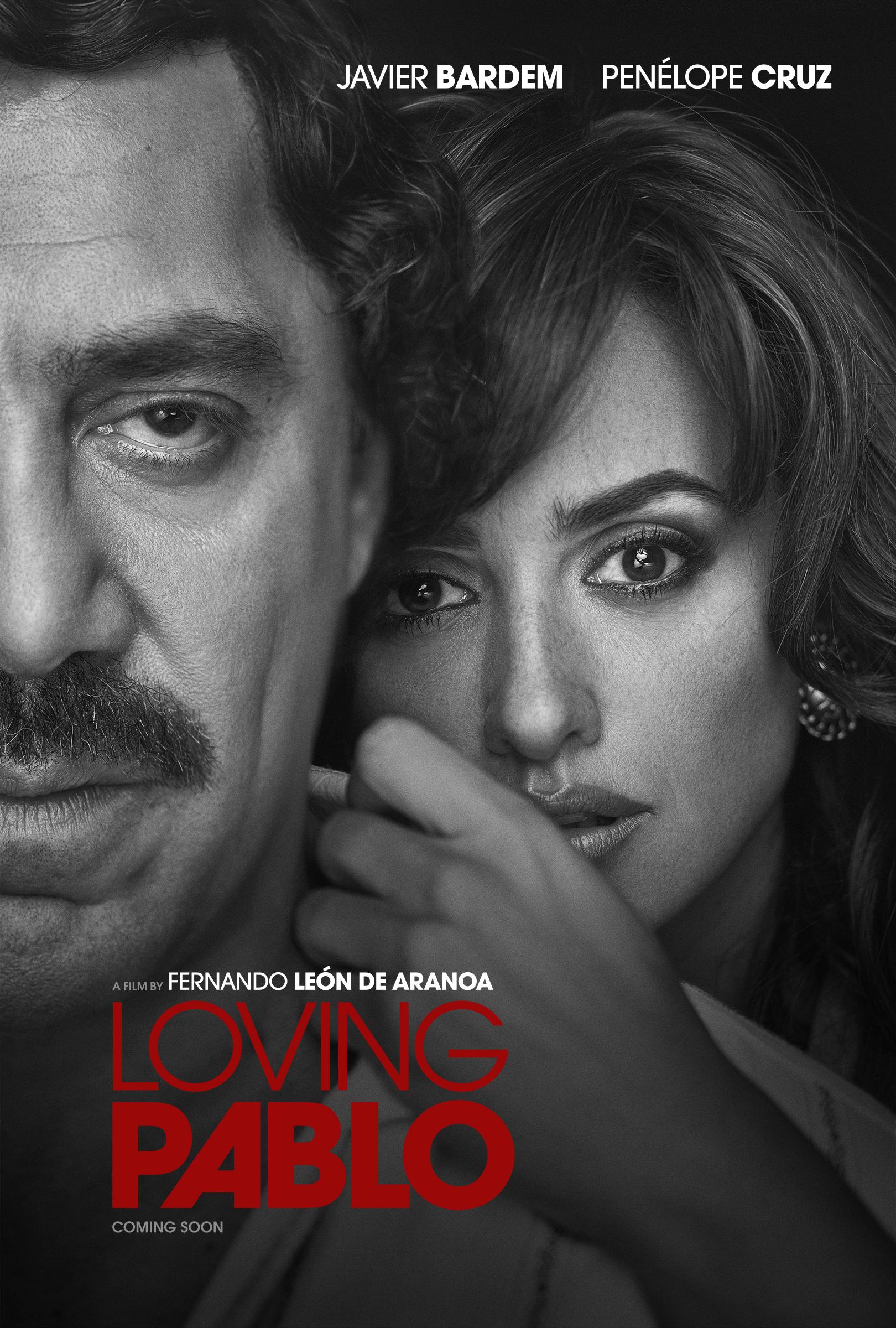 Πόστερ της ταινίας «Αγαπώντας τον Πάμπλο (2017)»
