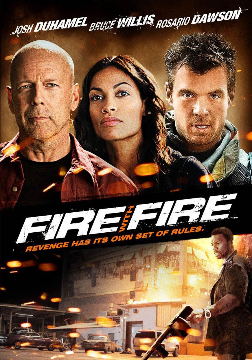 Πόστερ της ταινίας «Πολεμιστής της Φωτιάς (2012)   Fire with Fire»
