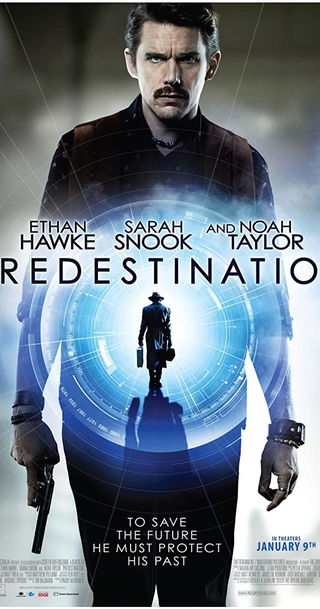 Πόστερ της ταινίας «Ταξιδιώτης στον Χρόνο (2014)   Predestination»