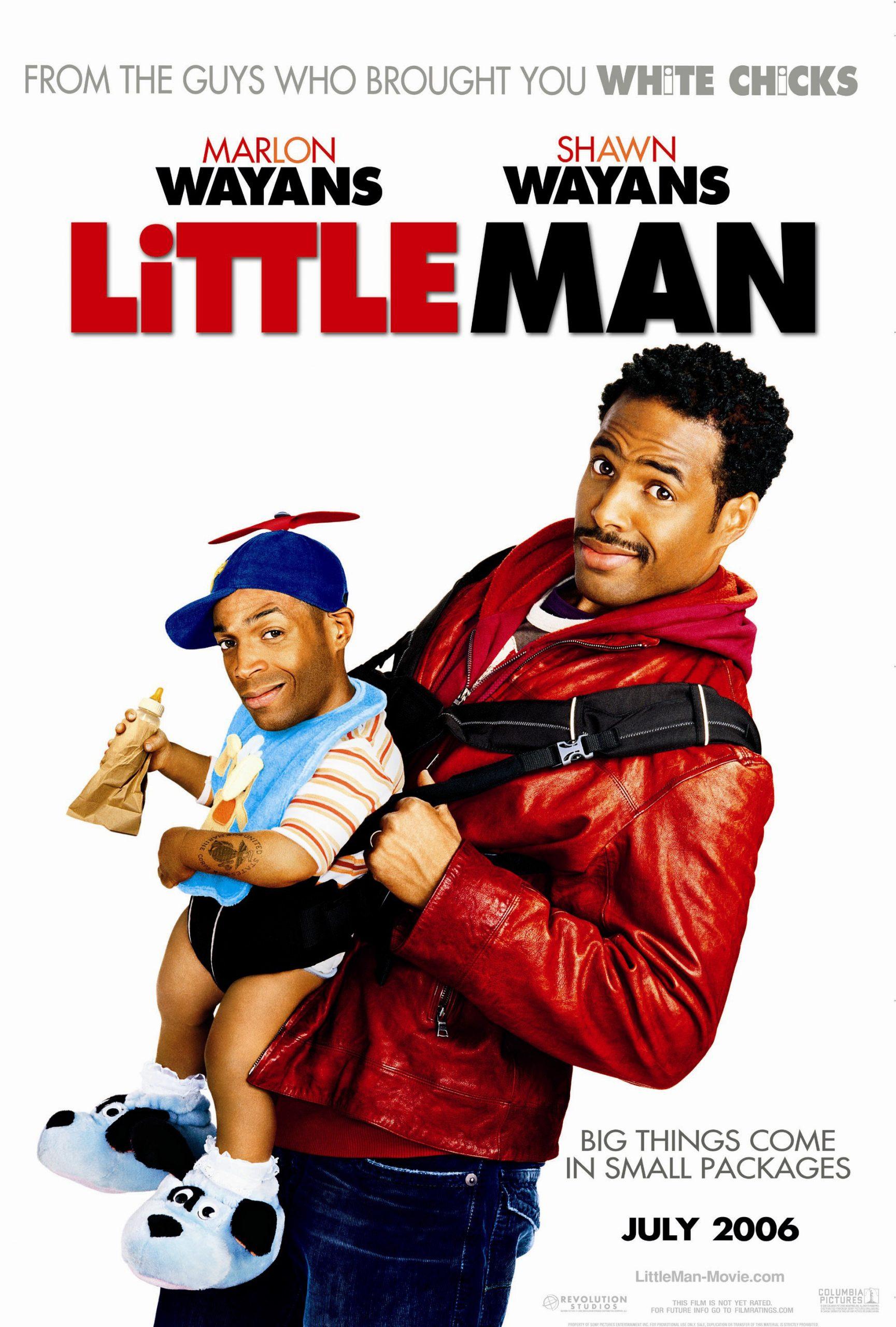 Πόστερ της ταινίας «Μικρός στο Μάτι… (2006) | Little Man»