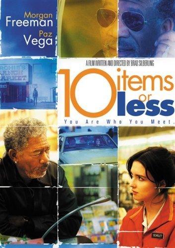 Πόστερ της ταινίας «Τυχερή Συνάντηση (2006) | 10 Items or less»