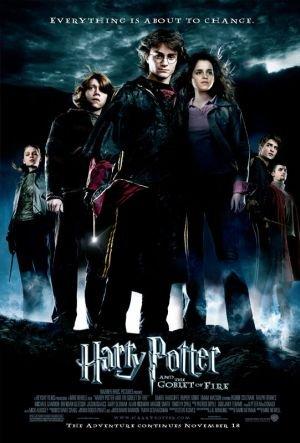 Πόστερ της ταινίας «Ο Χάρι Πότερ και το Κύπελλο της Φωτιάς (2005)»