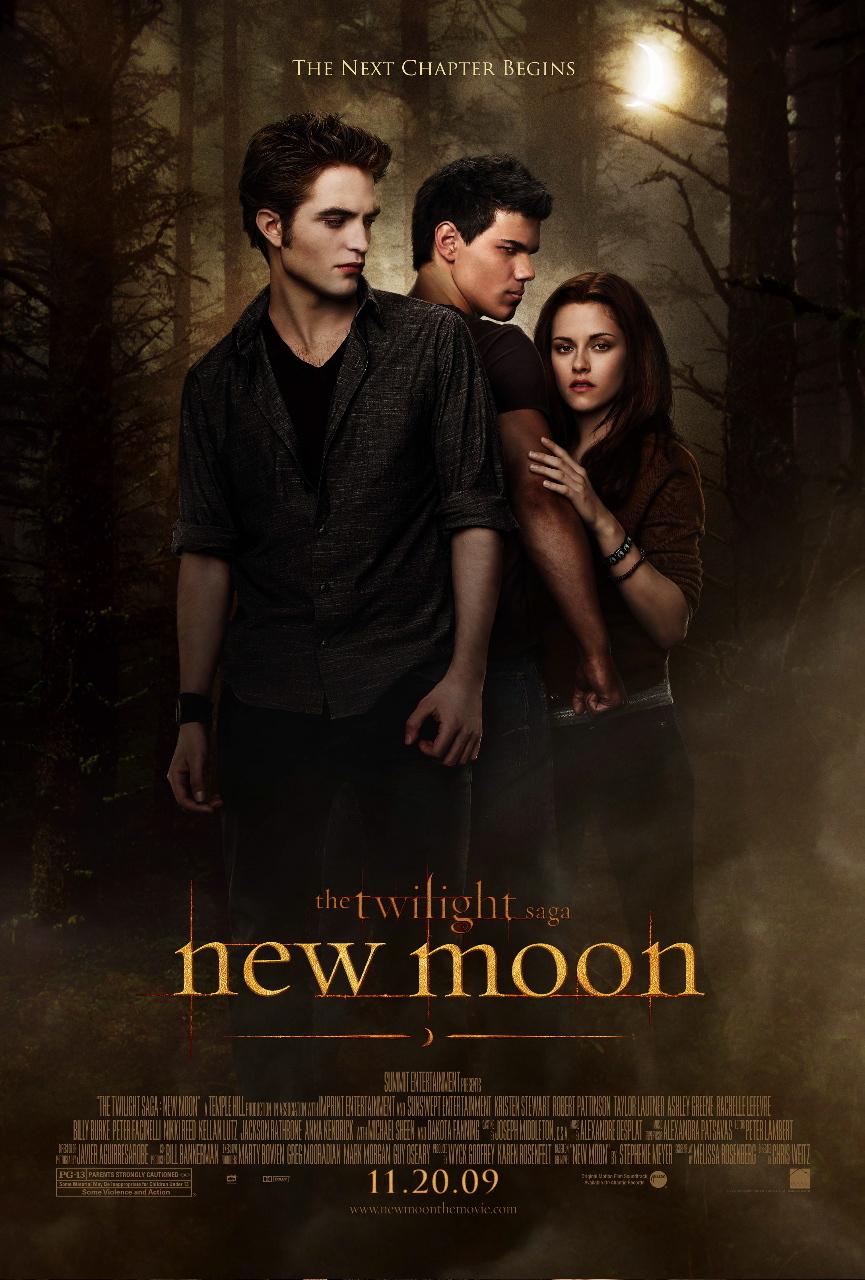Πόστερ της ταινίας «The Twilight Saga: New Moon (2009)»