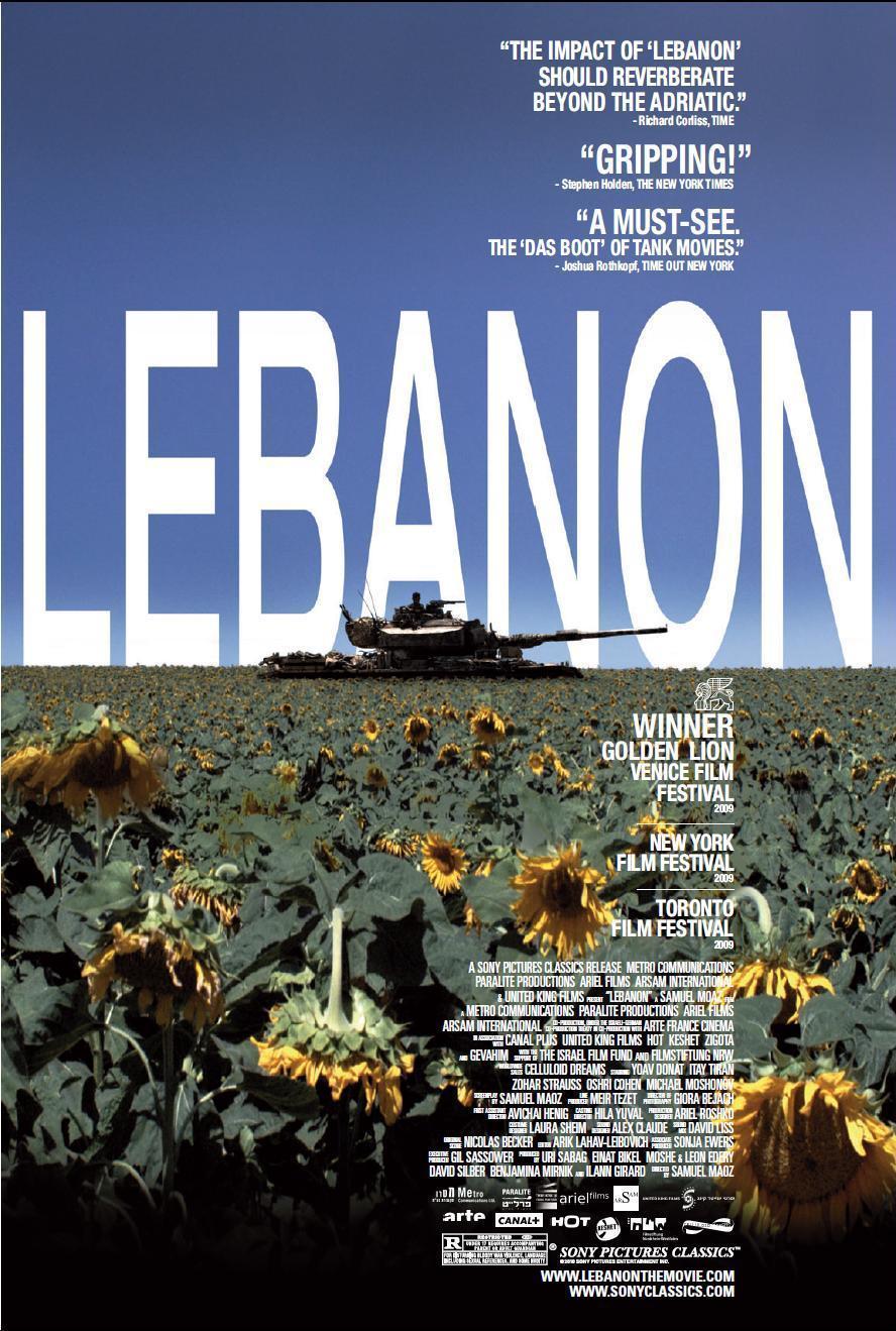 Πόστερ της ταινίας «Λίβανος (2009)   Lebanon: The Soldier's Journey»