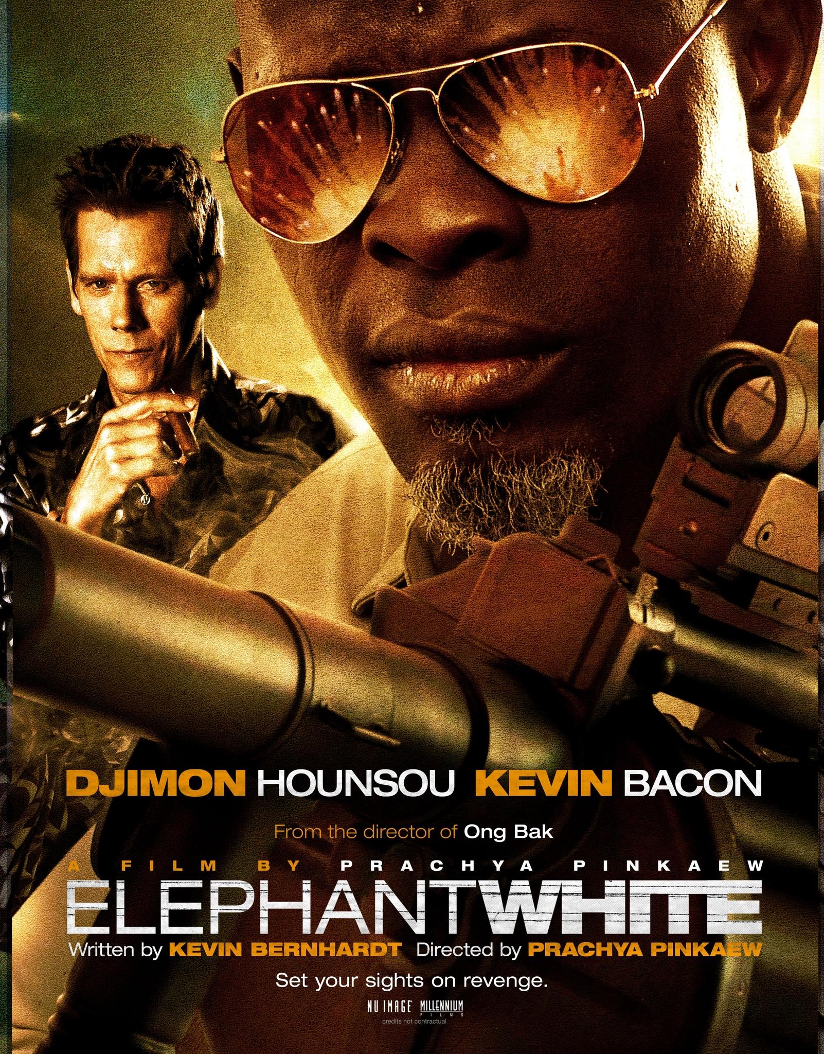 Πόστερ της ταινίας «Επιχείρηση Εξόντωσης (2011) | Elephant White»