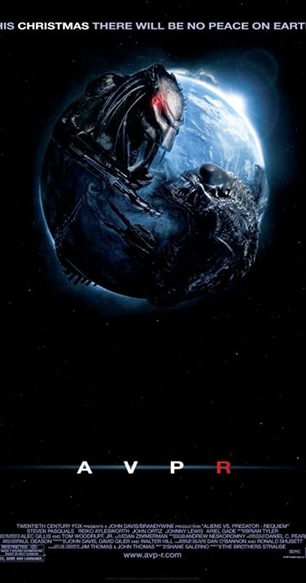 Πόστερ της ταινίας «Άλιεν Εναντίον Κυνηγού 2 (2007)»