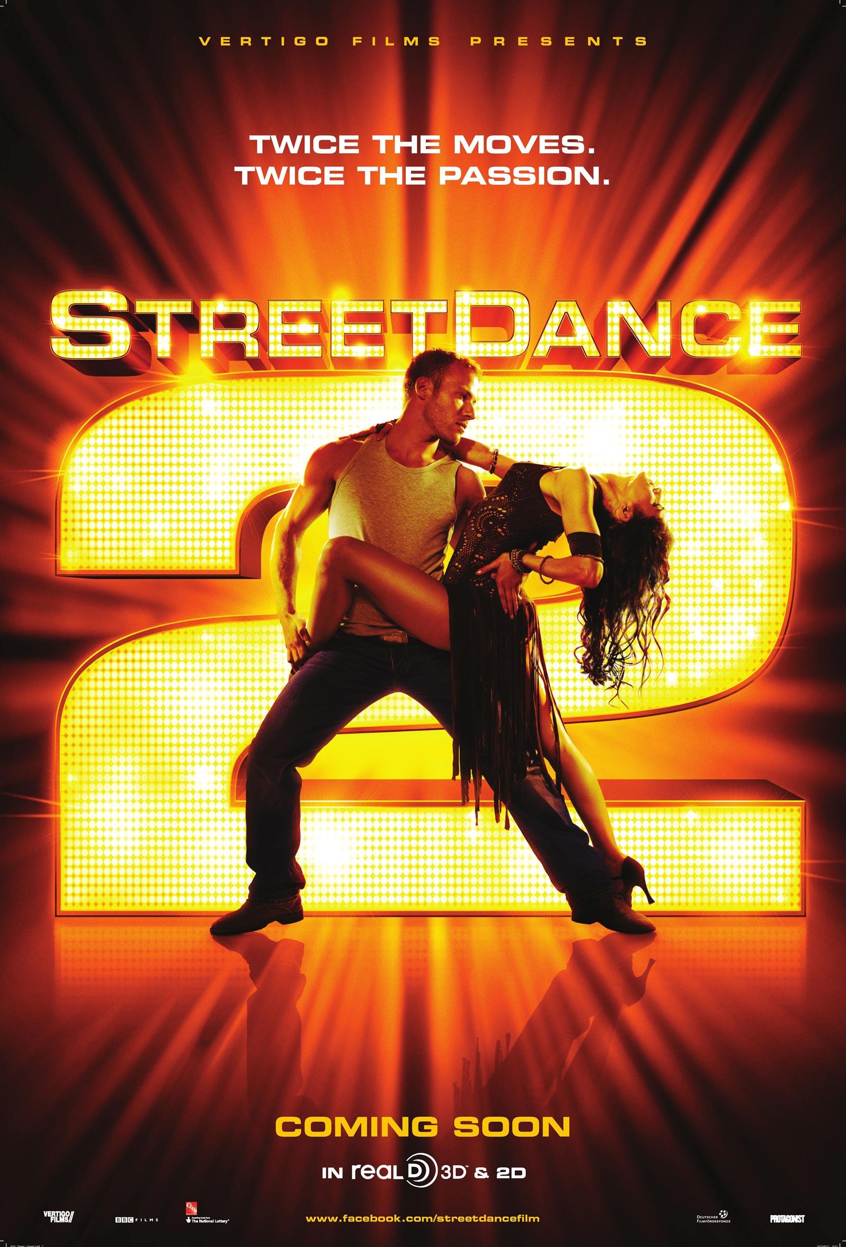 Πόστερ της ταινίας «StreetDance 2 (2012)»