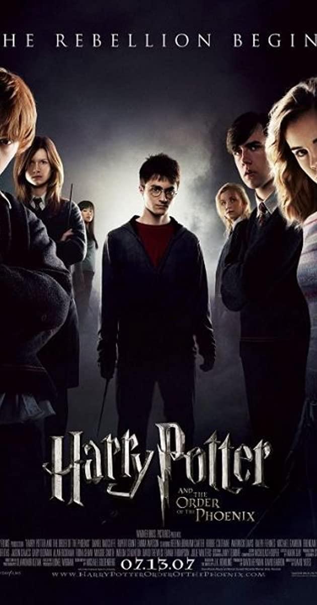 Πόστερ της ταινίας «Ο Χάρι Πότερ και το Τάγμα του Φοίνικα (2007)»