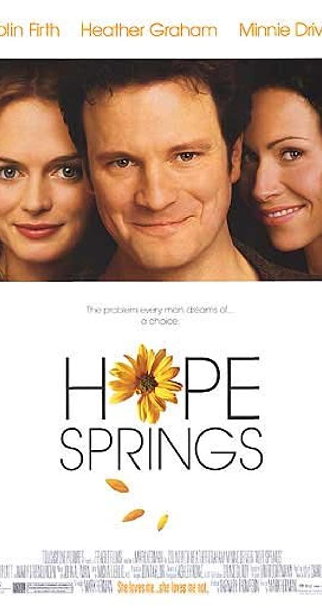 Πόστερ της ταινίας «Στην Πηγή του Έρωτα (2003)   Hope Springs»
