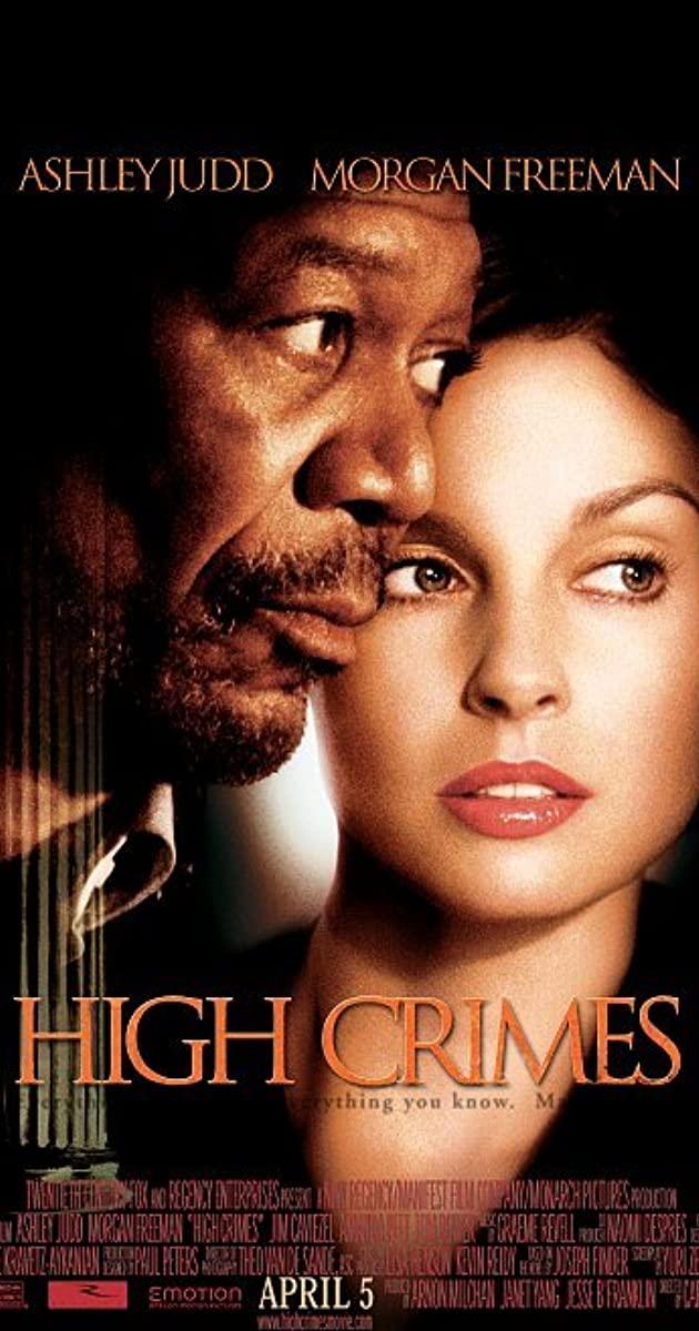 Πόστερ της ταινίας «Υψηλά Εγκλήματα (2002) | High Crimes»