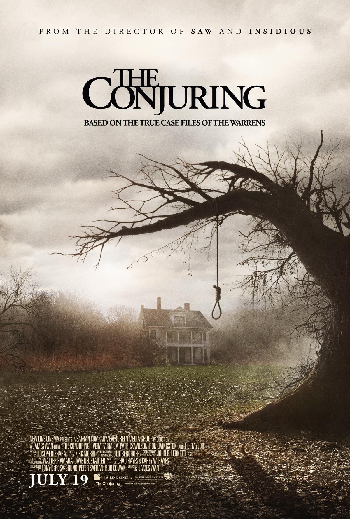 Πόστερ της ταινίας «Το Κάλεσμα (2013)   The Conjuring»