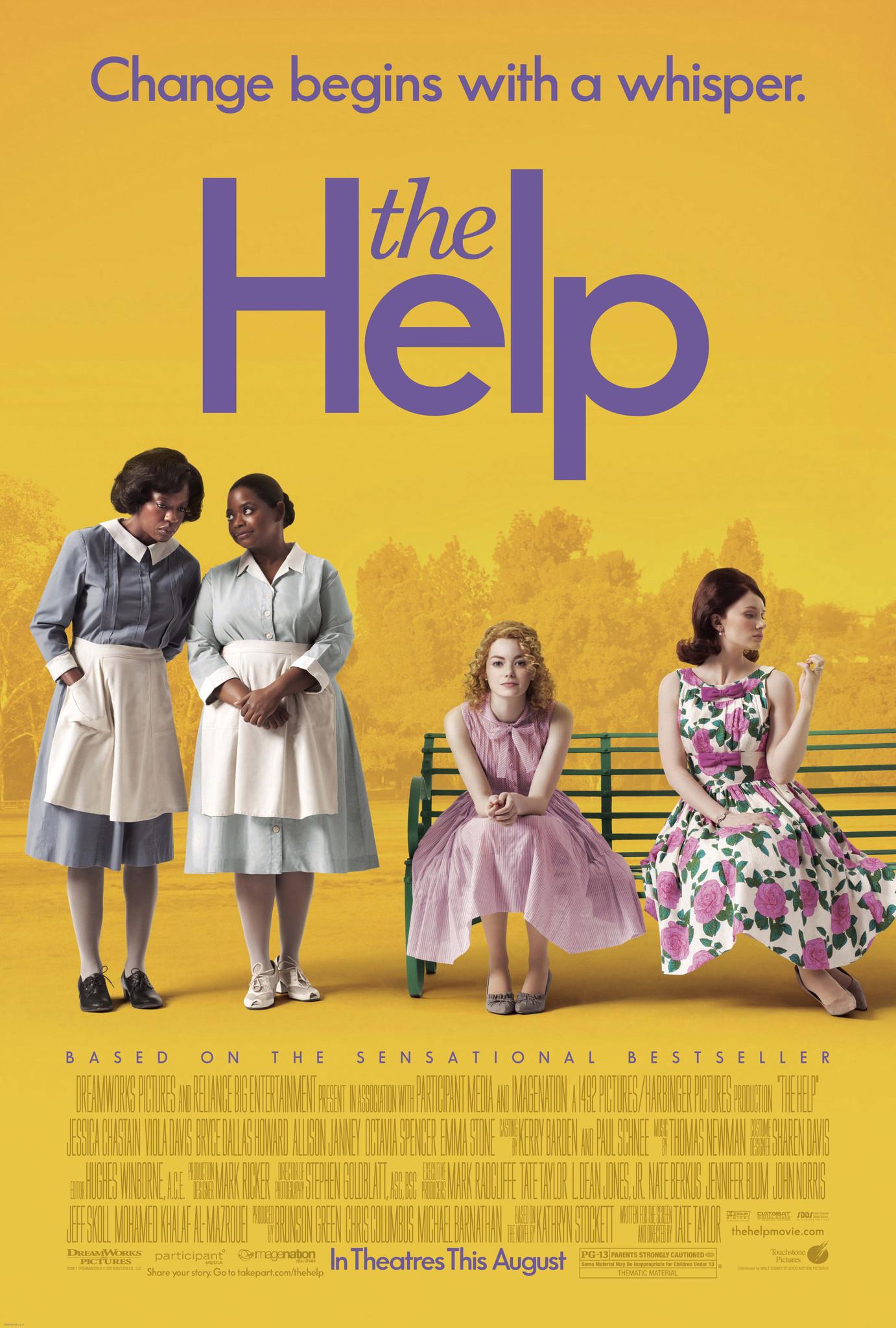 Πόστερ της ταινίας «Υπηρέτριες (2011) | The Help»