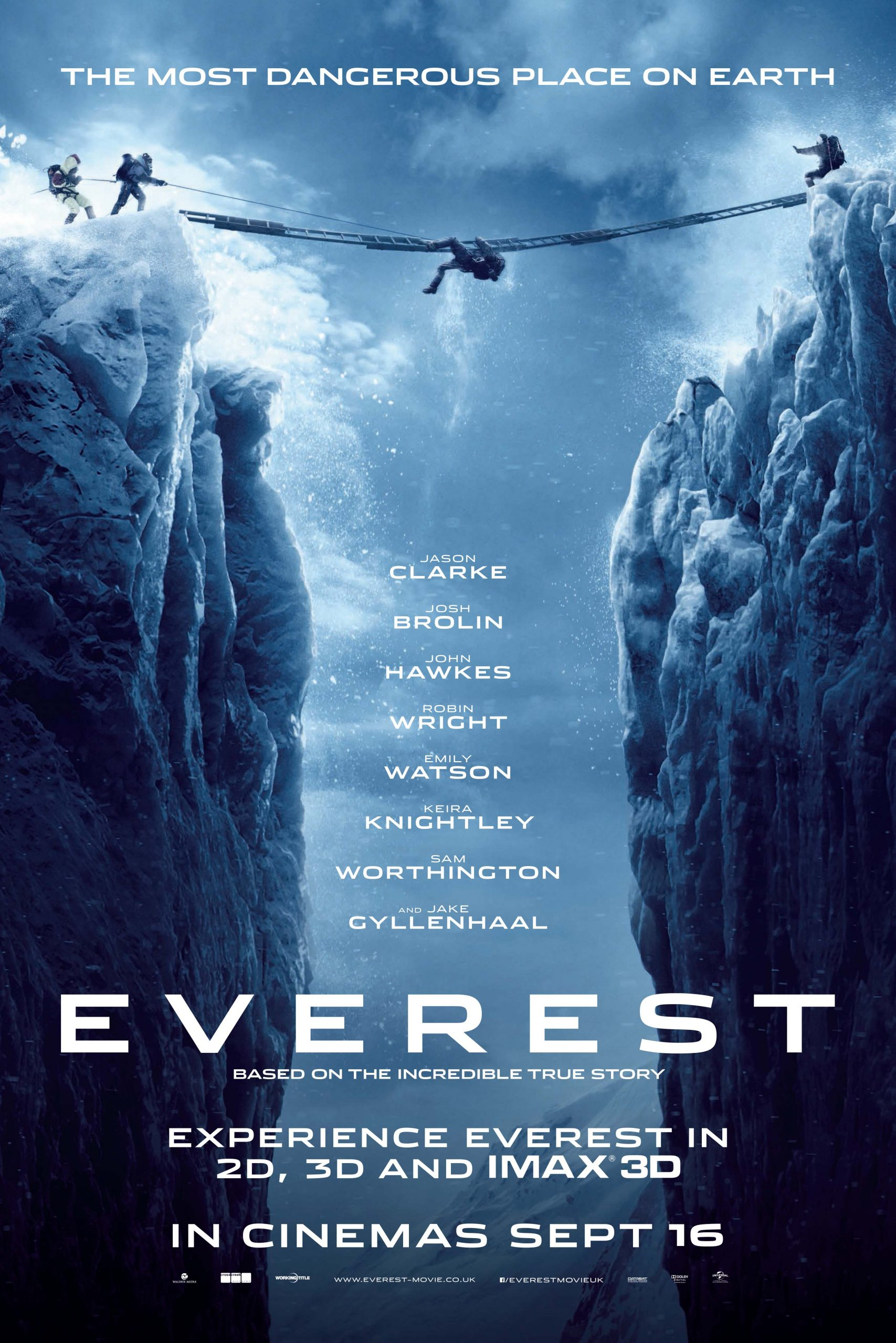 Πόστερ της ταινίας «Έβερεστ (2015) | Everest»