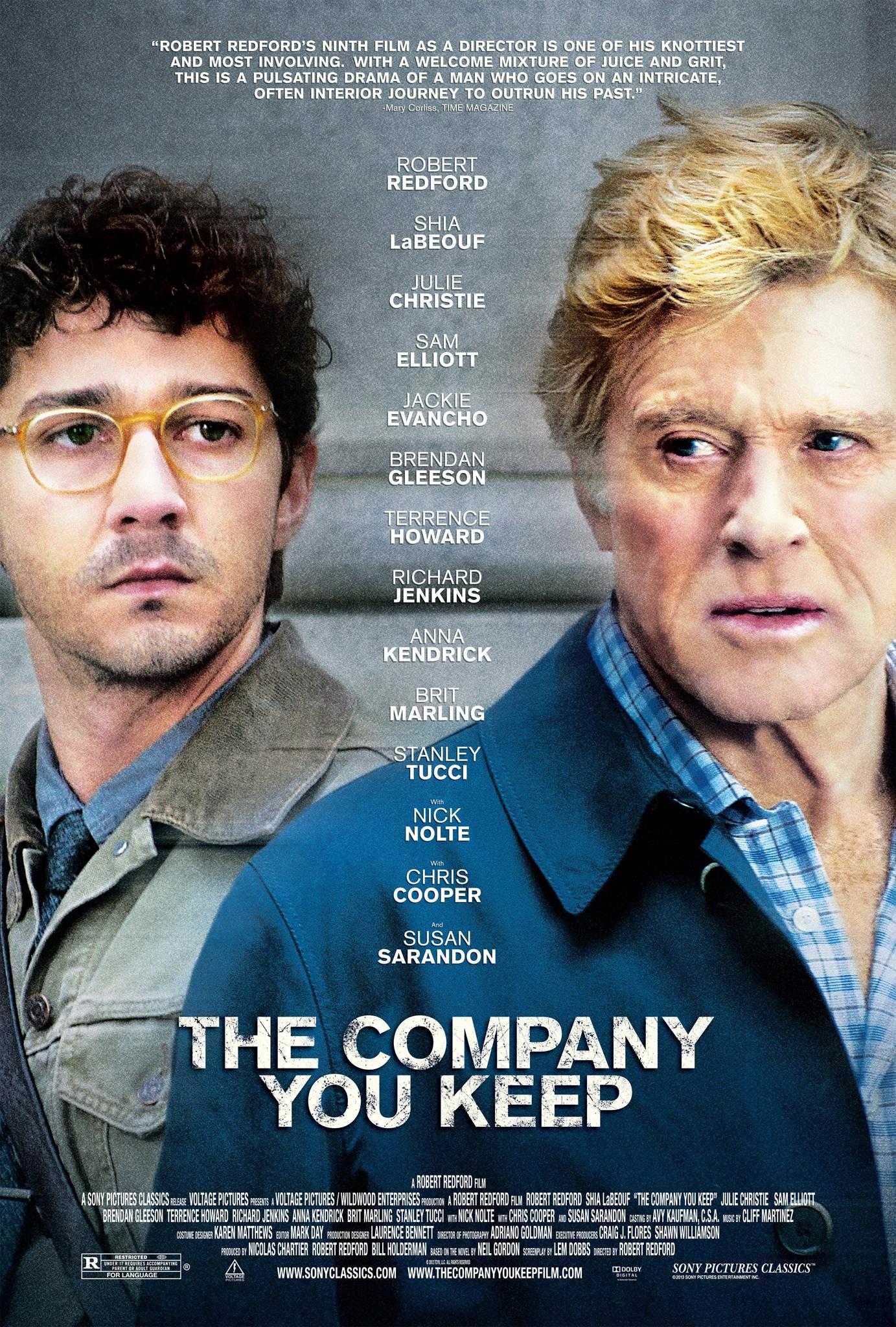 Πόστερ της ταινίας «Ο Κανόνας της Σιωπής (2012) | The Company You Keep»