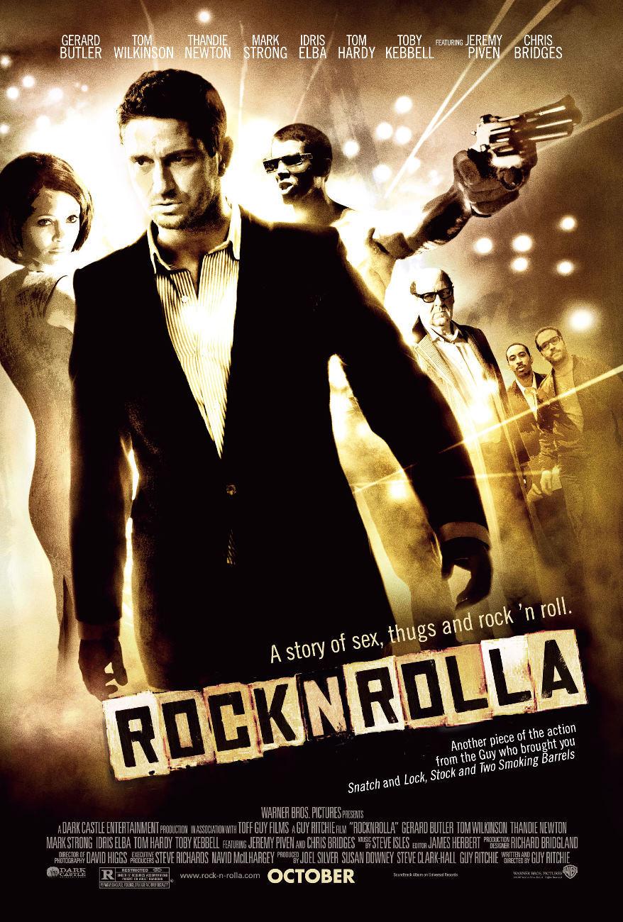 Πόστερ της ταινίας «RocknRolla (2008)»