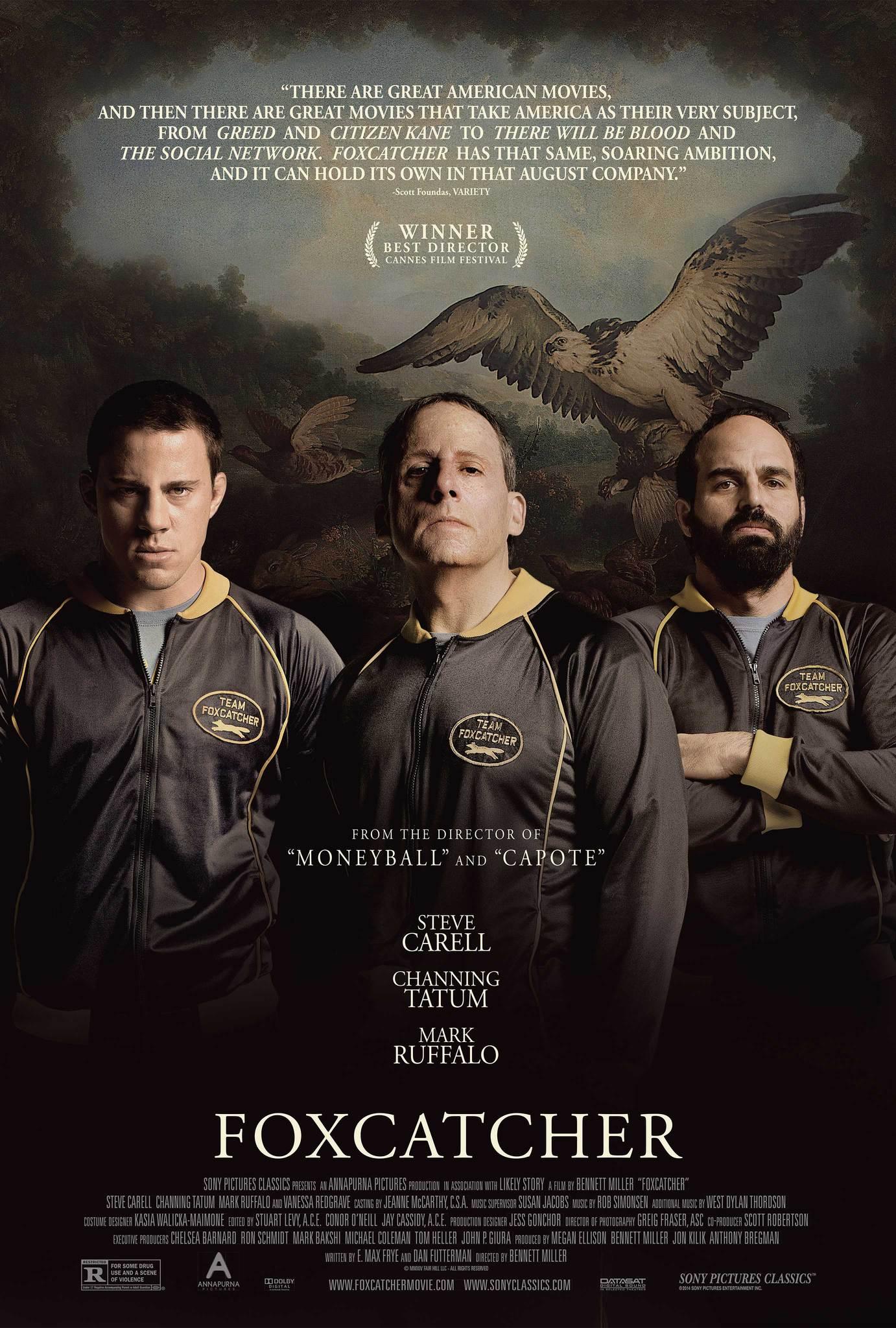Πόστερ της ταινίας «Foxcatcher (2014)»