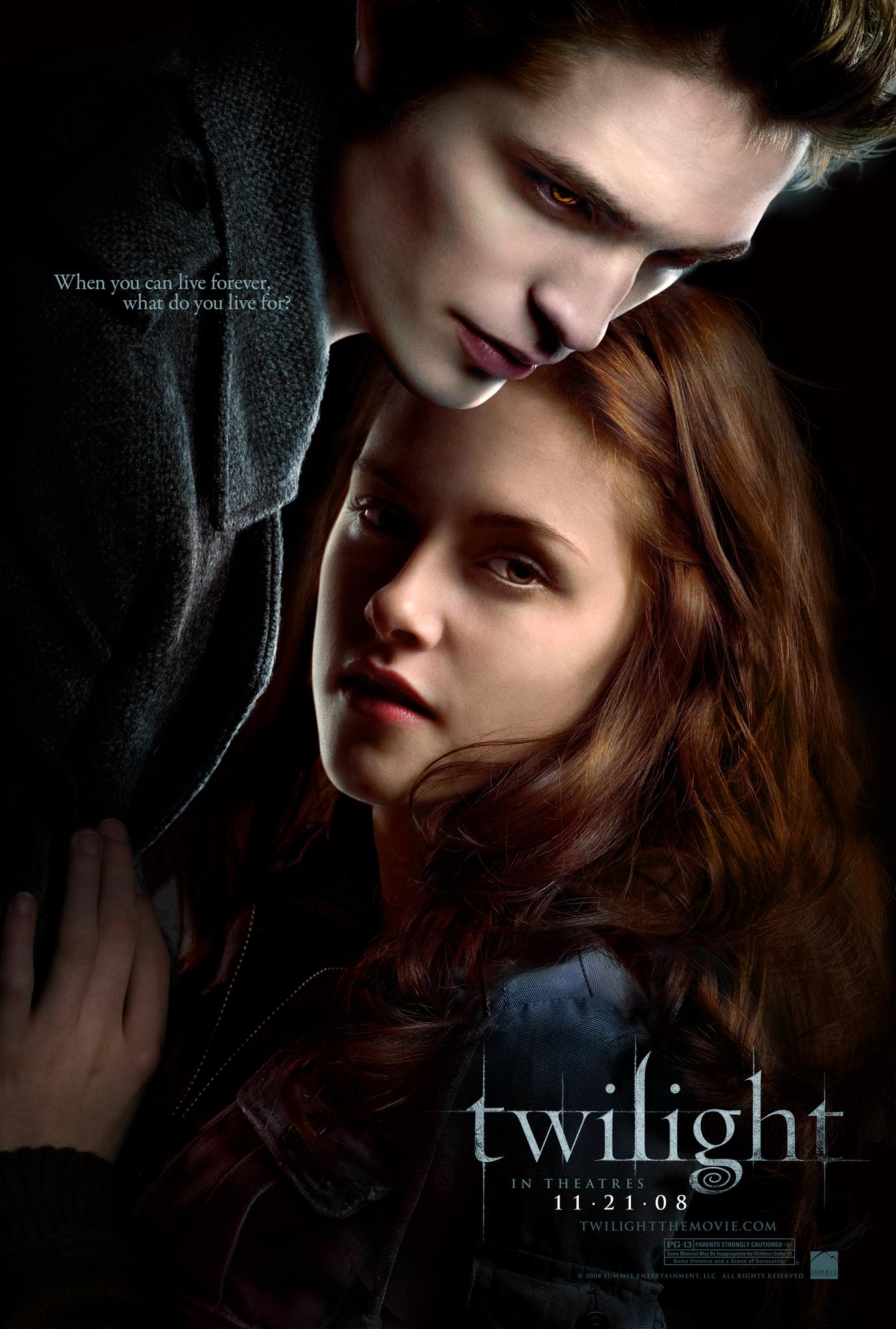 Πόστερ της ταινίας «Λυκόφως (2008) | Twilight»