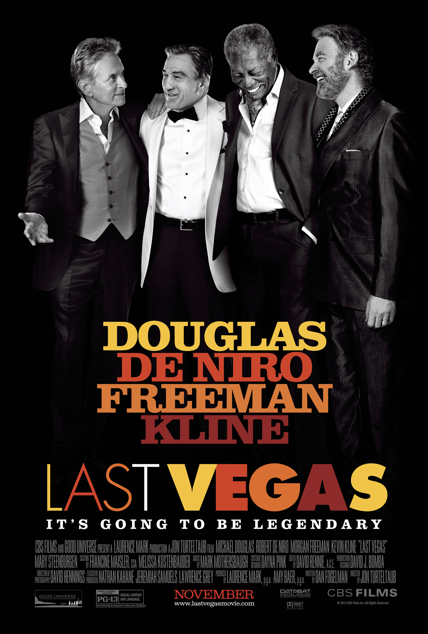 Πόστερ της ταινίας «Last Vegas (2013)»