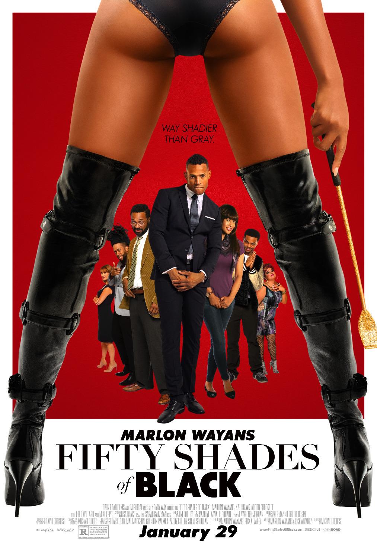 Πόστερ της ταινίας «Οι 50 Αποχρώσεις του Μαύρου (2016)   Fifty Shades of Black»